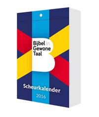 Scheurkalender 2016